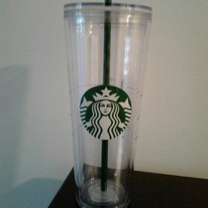 STARBUCKS COLD BEVERAGE DRINK CUP (NEW 710ML)